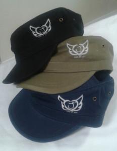 Organic Cotton Twill Hats